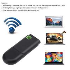 USB 300M WiFi Repeater Wireless Verstärker Netzwerk Router Expander Signal Boost