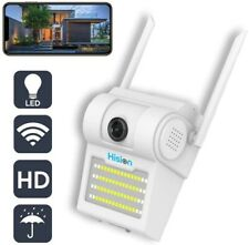 Hision Security Camera Outdoor 1080P Waterproof WiFi LED Wall Light N17