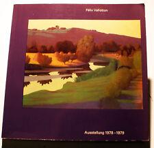 VALLOTTON/CATALOGUE EXPO PETIT PALAIS/1979/TEXTE EN ALLEMAND