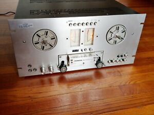 Pioneer RT-707 Reel To Reel Tape Recorder 4-Track 2-Channel - Works Great
