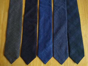 NWOT Brooks Brothers Red Fleece Tweedy Textured Wool Blend Tie  MSRP $49.50