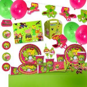 Bibi Blocksberg Themen Party zum Kindergeburtstag, Motto Partydeko