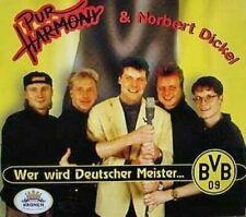 Pur Harmony Wer ist Deutscher Meister.. (BvB)  [Maxi-CD]