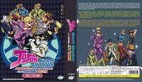 ANIME DVD Jojo's Bizarre Adventure Season 5:Golden Wind(1-39End)+ With GIFT