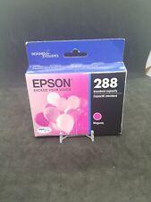 Epson DURABrite Ultra 288 Ink Cartridge | Magenta Inkjet | EXP 12/2022| T288320