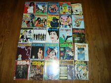 LOVE AND & ROCKETS COMICS FANTAGRAPHICS LOT MAGAZINE