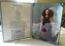 New 1998 Titanic Motion Picture Rose Dewitt Bukater Doll. In Box Sealed