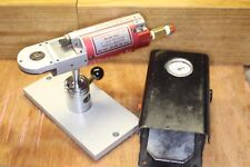 BALMAR 85-220 PNEUMATIC CRIMPING TOOL w STAND  FOOT SWITCH