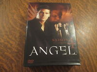 coffret 3 dvd angel saison 4 1ere partie episodes 1 a 11