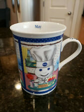 Pillsbury Doughboy Calendar Mug May Ships Free!