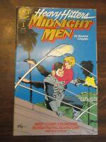 Heavy Hitters Midnight Men #1 (Jun 1993, Epic)