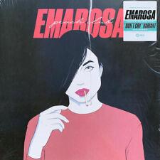 Emarosa LP Peach Club LTD Black Inside Blue Colored Variant Vinyl +Download NEW