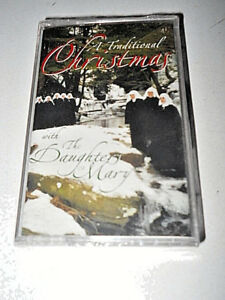 """""""A Traditional Christmas with The Daughters of Mary"""" Tape(Yestermusic 2001 USA)"""