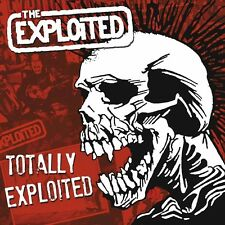 THE EXPLOITED - TOTALLY EXPLOITED 2 VINYL LP NEU