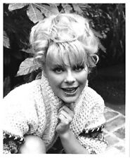 Elke Sommer Smiling Glamour Pose wet hair The Prize 1963 original 8x10 Photo
