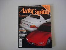 AUTOCAPITAL 5/1992 HONDA CRX/MAZDA RX-7/MERCEDES 500 E/PORSCHE 928/TRIUMPH TR4