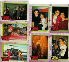 New Kids On The Block 2nd Series Full 88 Card + 11 Sticker Card Set from Topps