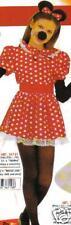 COSTUME DEGUISEMENT Mini Mousse MICKEY ENFANT 8/10 ANS PROMO ROBE NEUF