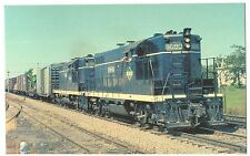 POSTCARD US TRAIN - GIMME FIVE -  BLACK DIAMOND GP9'S 9080