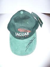 Signed  Justin Wilson  Jaguar Racing  Cap BNWT