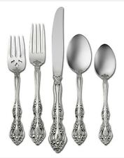 MICHELANGELO 40pc piece set Service for 8 Oneida Flatware place settings new