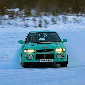 Subaru Impreza Roll Cage _ Classic / New Age (from £415)