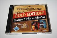 Sudden Strike Gold Edition (PC)