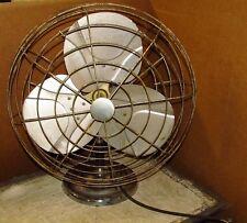 """Vintage DAYTON ELECTRIC 24"""" Table/Window Fan J983"""