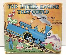The Little Engine That Could, Complete Original Edition, No. 520, By Watty Piper