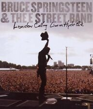 "BRUCE SPRINGSTEEN ""LONDON CALLING LIVE...""  BLU RAY NEU"