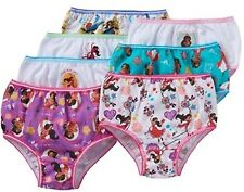 Disney Princess Elena Of Avalor Girls Panties 7-pack Size 4
