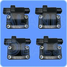Richporter Ignition Coil C633 (SET OF 4) FOR Honda Prelude 1997-2001 2.2L L4
