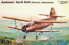 Valom 1:48 Antonov An-2 Colt (Vietnam, Afghanistan) Aircraft Model Kit
