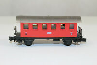 n4019, Arnold 0302 Nebenbahnwagen Personenwagen 3. Kl. rot Spur N