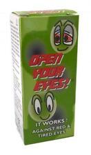 Open Your Eyes Augentropfen 15 ml NEU effektive Hilfe bei Augenrötung - Tropfen