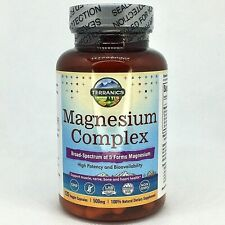 Magnesium Complex 500mg Support Sleep Stress Anxiety Relief muscle recovery