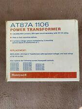 HONEYWELL TRADELINE-AT87A 1106 Power transformer-In Box-NIB