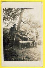 cpa Photo Karte Krieg 1914 1918 Vorder MILITÄR SOLDATEN