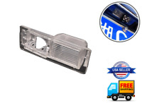 License Plate Light Lens Housing With Back Up Camera CADILLAC CTS SRX XTS ELR