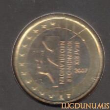 Pays Bas 2007 1 euro FDC BU Pièce neuve du coffret BU 40000 Exemplaires - Nether