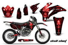 YAMAHA WR250F WR450F 2007-2011 GRAPHICS KIT CREATORX DECALS SCR NP