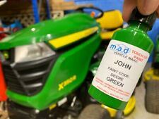 More details for 30ml touch up paint bottle for john deere green mower ride on x series x300 x305