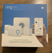 [Brand New & Sealed] Ring Alarm Home Security Starter Kit 5 Piece