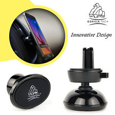 Ultra Compact Car Air Vent Mount phone holder 8 strong magnets Strong hold New
