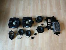 Bmw x3, f25 HiFi System, completo, altavoces/intensificador