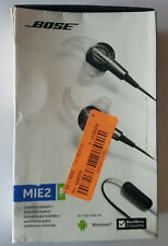 Bose MIE2 Mobile headset - Works but has DAMAGED INLINE CONTROL KNOB - Pls read