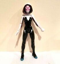 HASBRO MARVEL LEGENDS ABSORBING-MAN B.A.F SERIES SPIDER-GWEN(GWENDOLYNE STACEY)