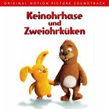 KEINOHRHASE UND ZWEIOHRKÜKEN-ORIGINAL MOTION PICTURE SOUNDTRACK  CD  NEU