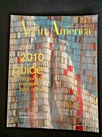 Art in America 2010 - 2011 Museum Preview Guide Galleries Artists Directory Intl