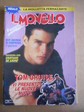 IL MONELLO n°48 1987 Tom Cruise Antonio Cabrini Mickey Rourke   [G488]